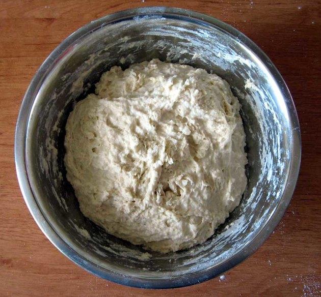 Тесто для вареников из кефира рецепт