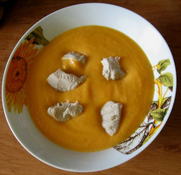 рецепты из тыквы с фото пошагового